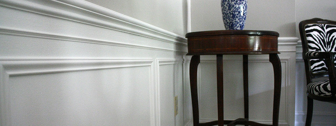 Chair Rail Height Home Interior Design