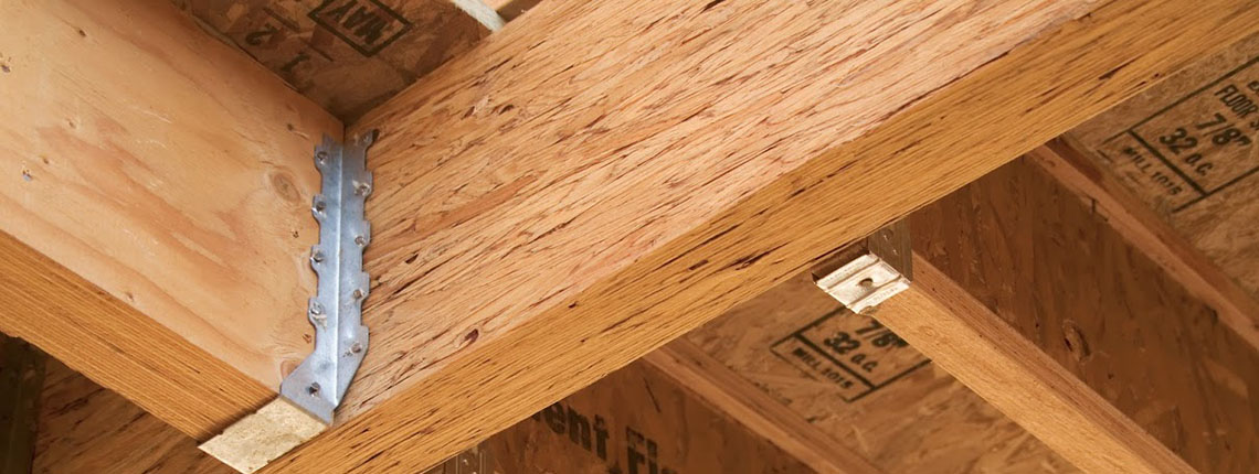Weyerhaeuser Lumber Microllam® LVL Beams